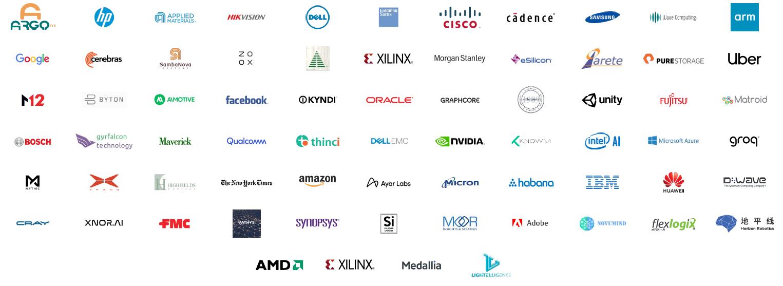 AI Hardware Summit Logo Cloud